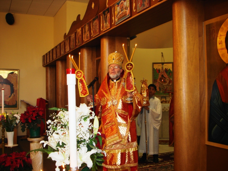 The Antiochian Diocese of Los Angeles and the West - 2007 News & Events