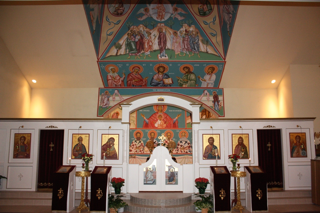 The Antiochian Diocese of Los Angeles and the West - Parishes